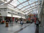 Действующий торговый центр