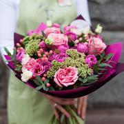 цветочный магазин полностью оборудованный